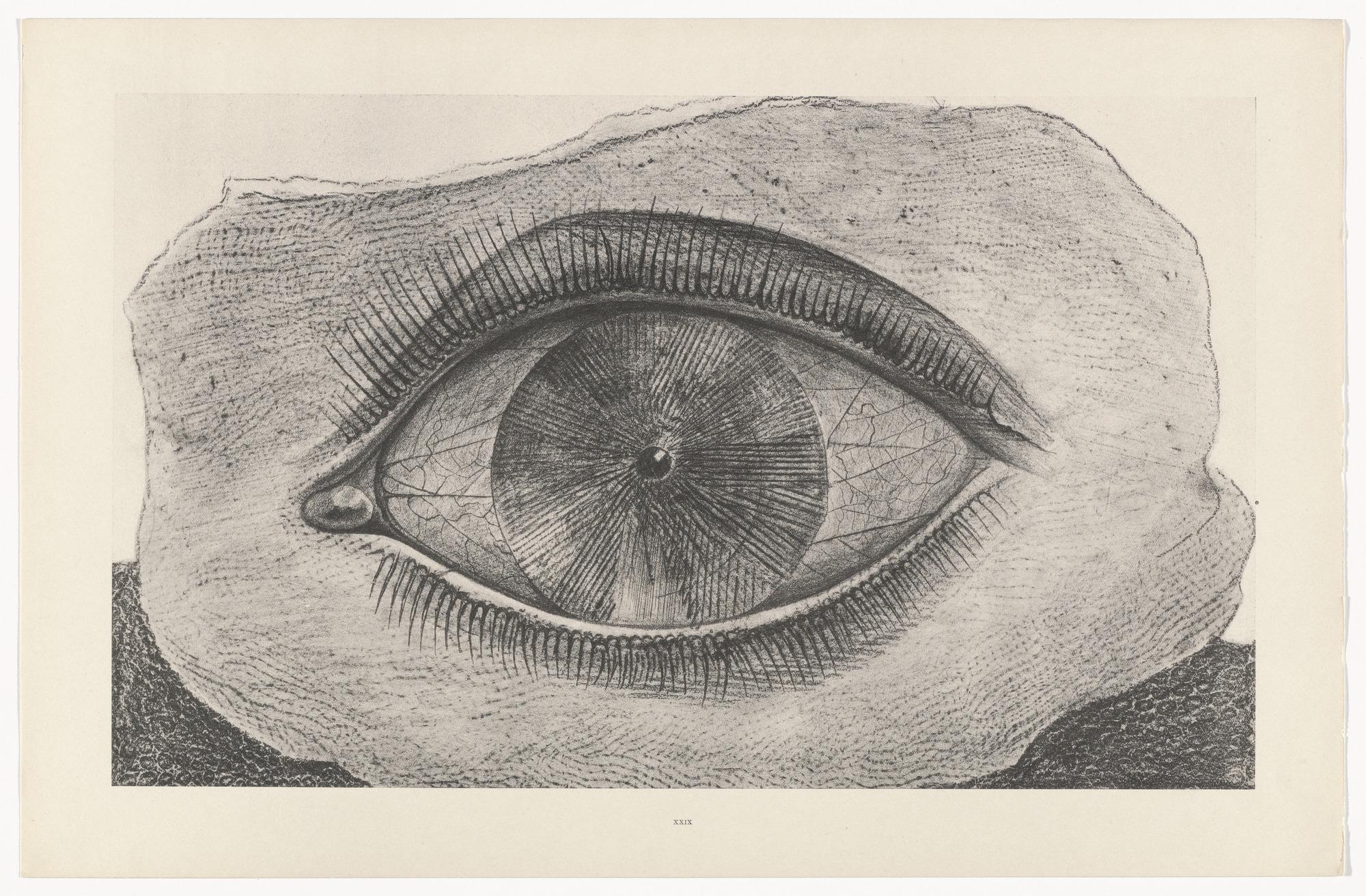 Max Ernst (1891-1976).