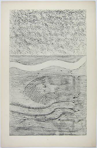 Max Ernst. Le Chale a fleurs de givre